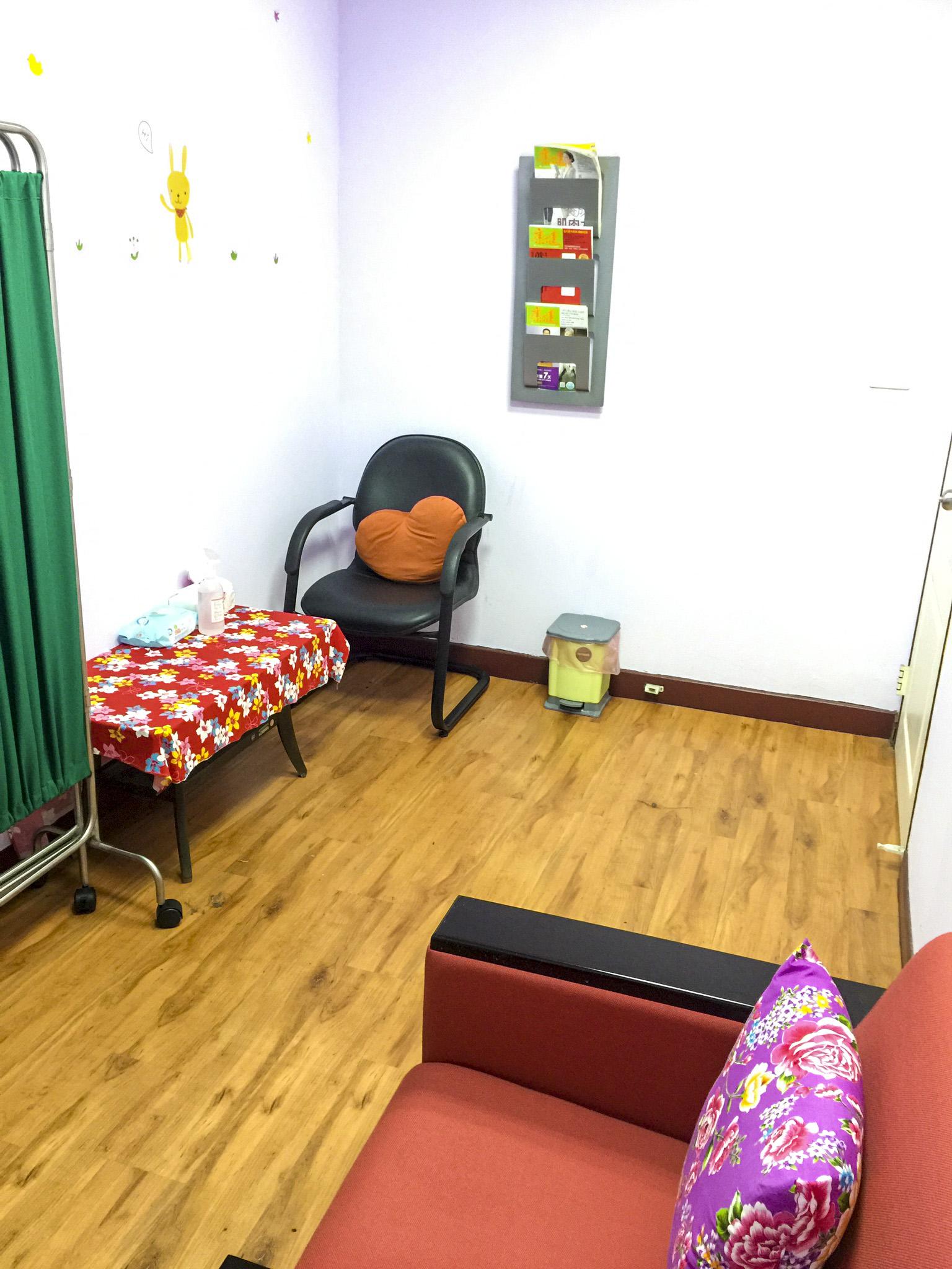 濟世大樓哺乳室-內部空間Ⅱ